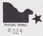 Picture Frame  #024